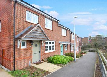 Thumbnail 3 bed end terrace house for sale in Willburton Mews, Cawston, Rugby