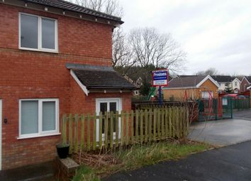 Thumbnail 2 bed flat for sale in Cornelius Close, South Cornelly