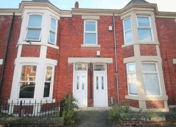 Thumbnail 4 bedroom flat to rent in Simonside Terrace, Heaton, Newcastle Upon Tyne