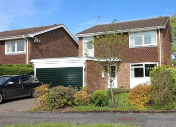 Thumbnail 4 bed detached house for sale in Merestones Close, Cheltenham
