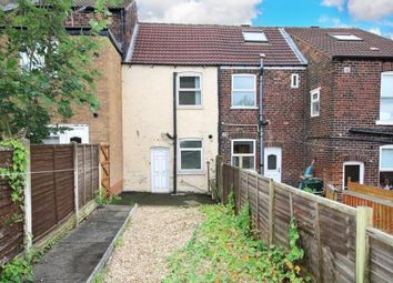Thumbnail 2 bedroom terraced house for sale in Claremont Street, Rotherham, South Yorkshire