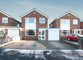 Thumbnail 4 bed detached house for sale in Riddings Court, Timperley, Altrincham