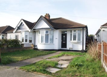 Thumbnail 2 bed semi-detached bungalow for sale in Goodwood Avenue, Hornchurch