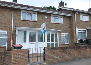 Thumbnail 3 bed terraced house to rent in Hazel Close, Crawley