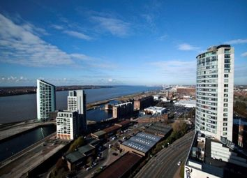 Thumbnail 2 bed flat to rent in West Tower, Brook Street, Liverpool