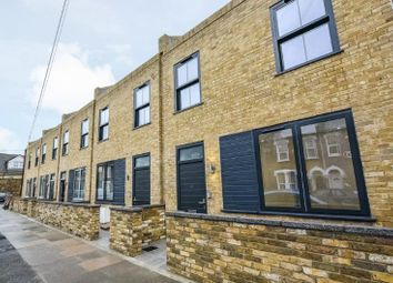 Thumbnail 3 bed town house to rent in Kneller Road, London