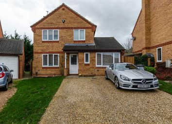 Thumbnail 4 bed detached house for sale in Buttercup Way, Norwich