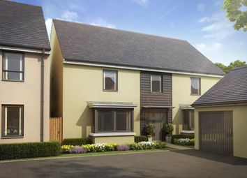 "Thumbnail 5 bed detached house for sale in ""Gilthorpe"" at Church Close, Ogmore-By-Sea, Bridgend"