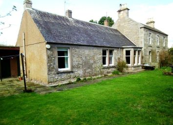 Thumbnail 1 bed cottage to rent in Gilliesfaulds, Cupar