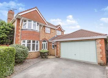 Thumbnail 4 bed detached house for sale in Dodson Close, Ashton-In-Makerfield, Wigan