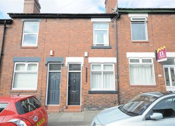 Thumbnail 2 bed terraced house to rent in Clare Street, Basford, Stoke-On-Trent