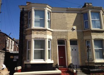Thumbnail 6 bed shared accommodation to rent in Saxony Road, Kensington Fields, Liverpool