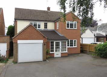 Thumbnail 4 bedroom detached house for sale in Tempest Road, Birstall, Leicester