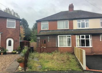 Thumbnail 3 bedroom property for sale in Nevil Road, Wellington, Telford