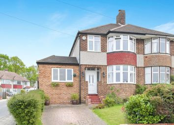 Thumbnail 3 bedroom semi-detached house for sale in Andover Road, Orpington