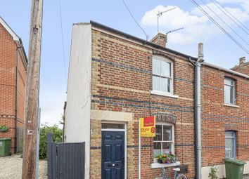 Thumbnail 2 bed end terrace house for sale in Earl Street, Oxford