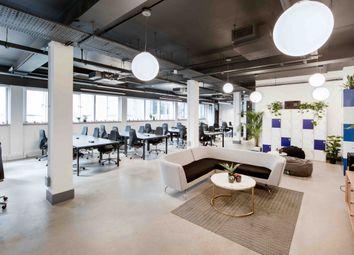 Thumbnail Serviced office to let in Luke Street, London