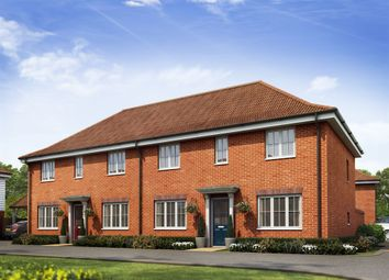 "Thumbnail 4 bed detached house for sale in ""The Chedworth"" at Market View, Dorman Avenue South, Aylesham, Canterbury"