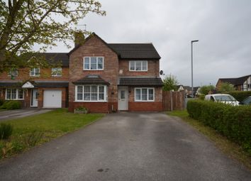 Thumbnail 4 bed detached house to rent in Dexter Way, Middewich