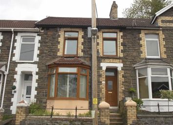 Thumbnail 3 bed terraced house for sale in Llwynmadoc Street, Pontypridd