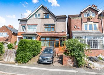 Thumbnail 4 bed semi-detached house for sale in Manor Road, Stechford, Birmingham
