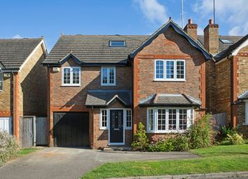Thumbnail 5 bed property to rent in Parnell Gardens, Weybridge