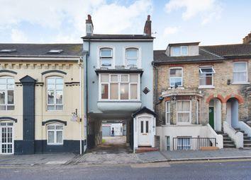 Thumbnail 4 bedroom terraced house for sale in Bradstone Road, Folkestone