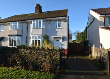 Thumbnail 3 bedroom semi-detached house for sale in Mansfeldt Road, Newbold, Chesterfield
