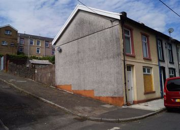 Thumbnail 3 bedroom end terrace house for sale in Harcourt Terrace, Penrhiwceiber, Mountain Ash
