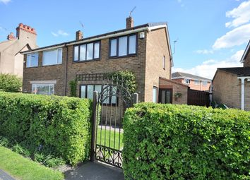 Thumbnail 3 bed semi-detached house for sale in The Poplars, King Edward Road, Thorne