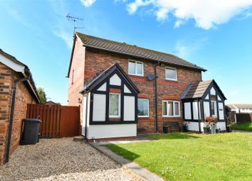 Thumbnail 2 bed semi-detached house for sale in Trem Yr Harbwr, Kinmel Bay