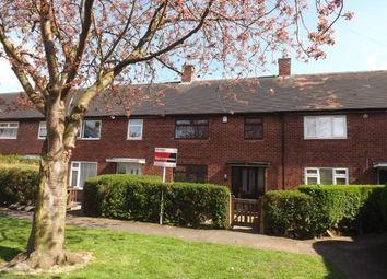 Thumbnail 3 bedroom terraced house for sale in Hervey Green, Clifton, Nottingham