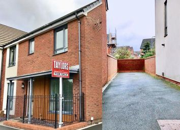 3 bed semi-detached house for sale in Bartley Wilson Way, Cardiff, Caerdydd CF11