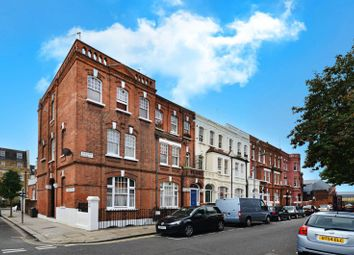 Thumbnail 1 bed flat to rent in Perham Road, Barons Court