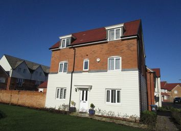 Thumbnail 4 bedroom detached house for sale in Sovereign Place, Hatfield