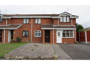 Thumbnail 2 bed maisonette for sale in Brompton Drive, Brierley Hill