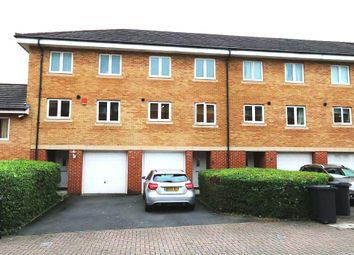 Thumbnail 3 bedroom town house for sale in Saltash Road, Swindon