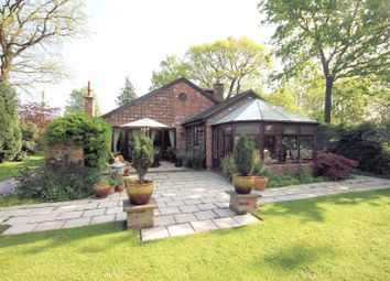 Thumbnail 4 bed property for sale in Park Lane, Pickmere, Knutsford