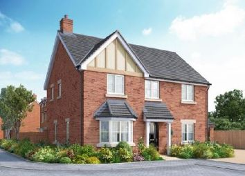 Thumbnail 5 bed detached house for sale in Bromham Road, Biddenham, Bedfordshire