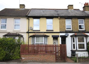 Thumbnail 3 bed terraced house for sale in Ash Road, Aldershot