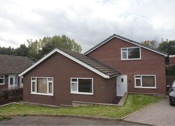 Thumbnail 5 bed bungalow for sale in Haywards Close, Glossop
