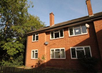 Thumbnail 1 bed flat to rent in Randles Close, Bushby, Leicester