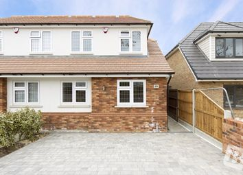 Thumbnail 3 bedroom semi-detached house for sale in Homeway, Harold Park, Essex
