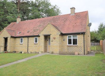 Thumbnail 1 bed semi-detached bungalow for sale in Heyford Road, Steeple Aston, Bicester