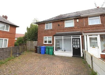 Thumbnail 3 bedroom semi-detached house for sale in Denville Crescent, Manchester, Greater Manchester