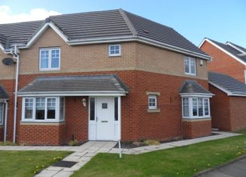Thumbnail 3 bed semi-detached house to rent in Mitchell Avenue, Thornaby, Stockton-On-Tees