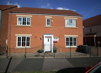 Thumbnail 3 bed detached house for sale in Collingsway, Darlington, County Durham