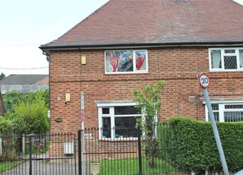 Thumbnail 1 bed flat for sale in The Wells Road, Mapperley, Nottingham