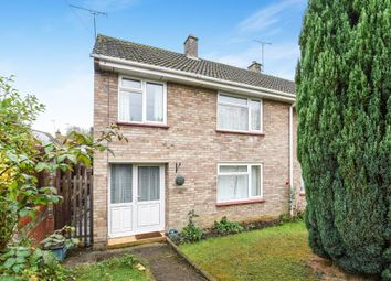 Thumbnail 3 bed end terrace house for sale in Appleton, Oxford