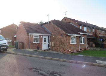 Thumbnail 3 bed semi-detached bungalow for sale in Holderness Close, Stenson Fields, Derby